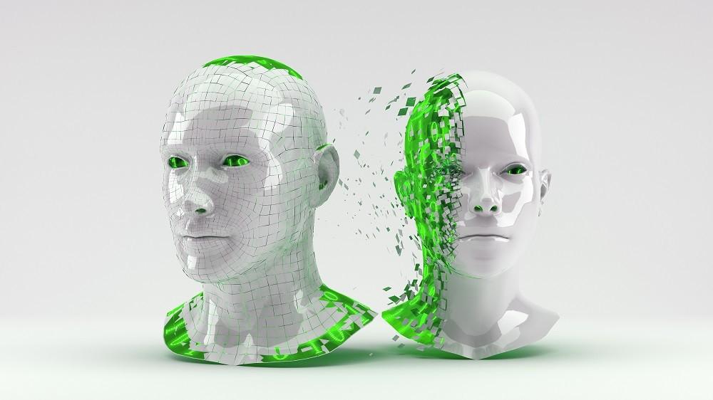 Digital Transformation – green