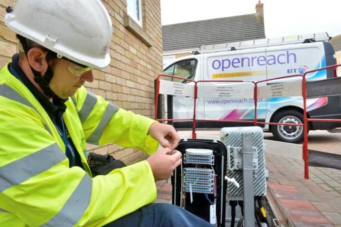 Openreach extend open access fibre network TechNative