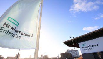 Hewlett Packard Enterprise Discover 2015 London