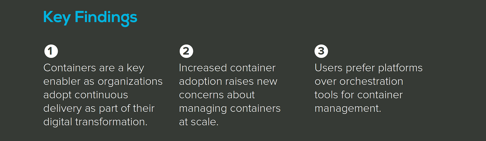 Cloud Foundry releases global study into Container adoption TechNative