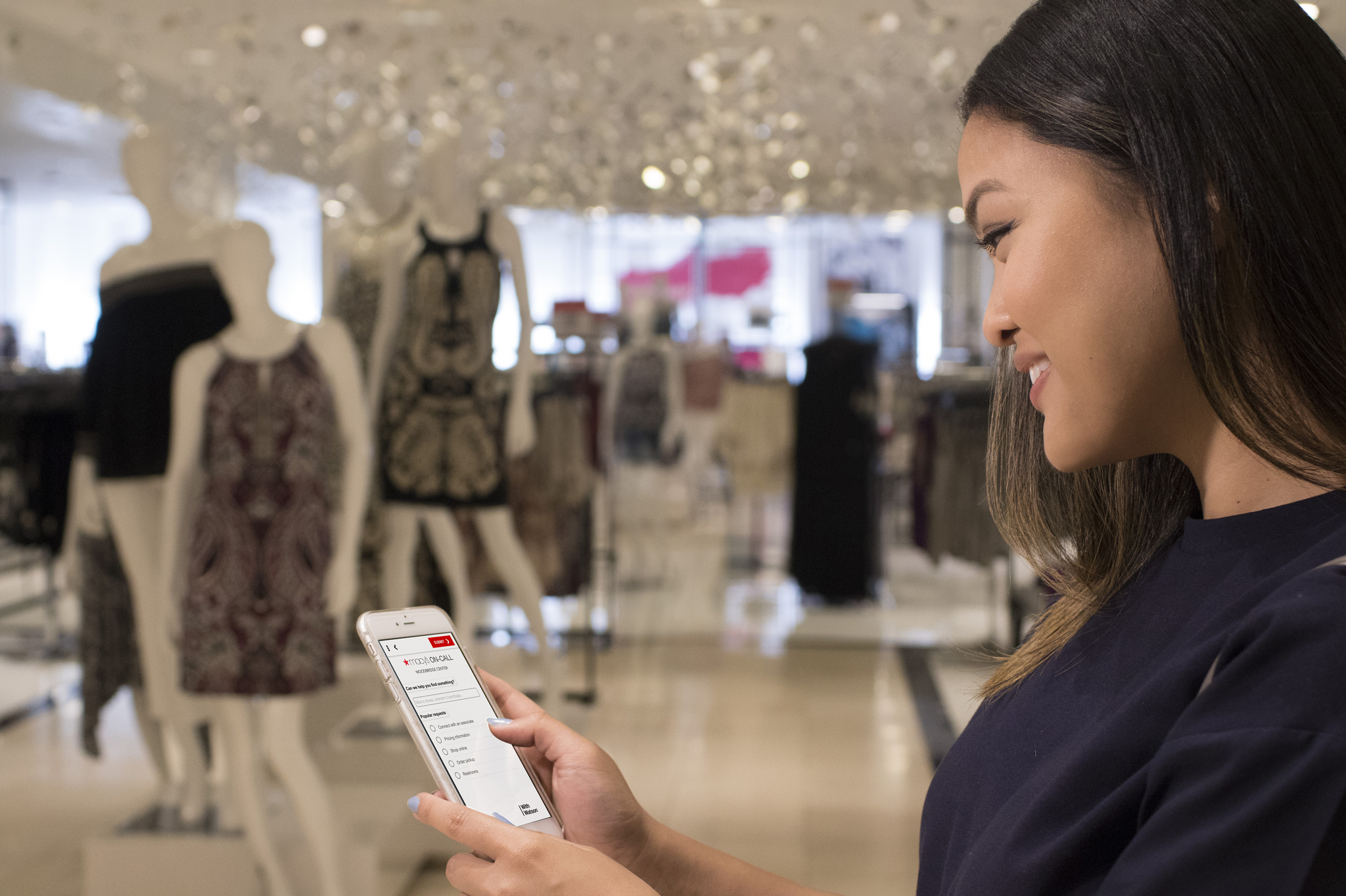 Macy's pilot AI-powered personal shopper for smartphones TechNative