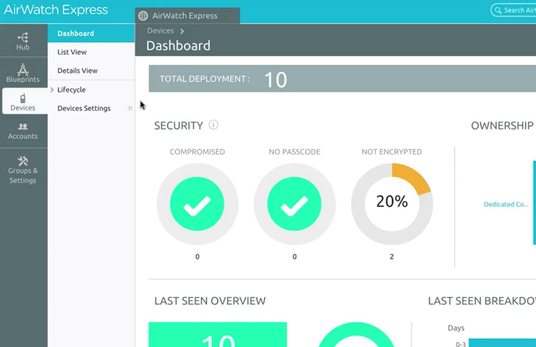 VMware simplifies mobile device management with AirWatch