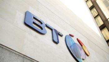 BT Centre in Newgate Street, London