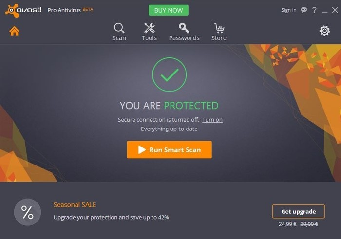 What are the GUI Trends in the Antivirus Sector? TechNative