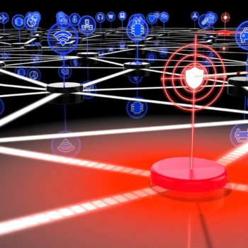 Compromised IOT network