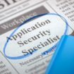 We are Hiring Application Security Specialist. 3D.