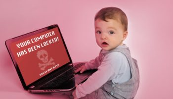 Ransomware problem
