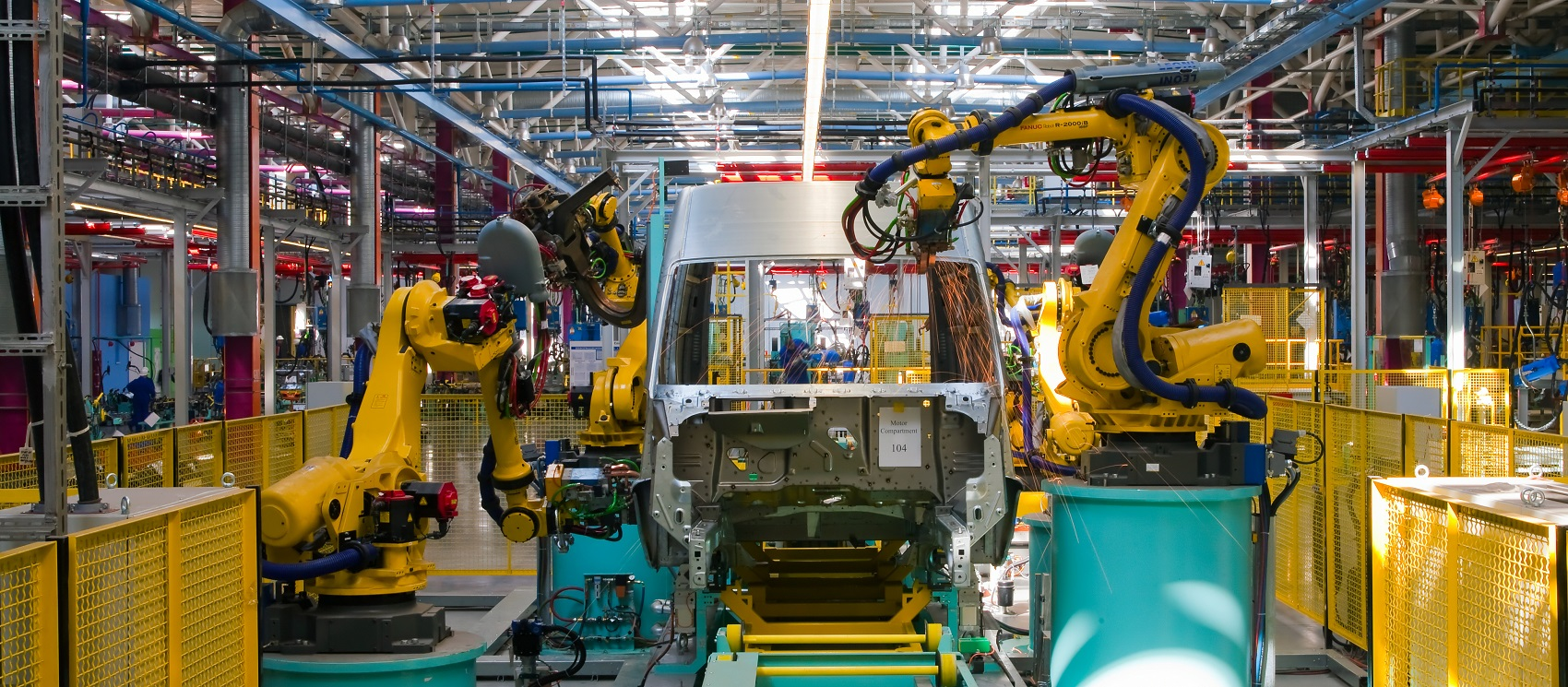 Does Industrial Iot Need A Fresh Security Approach