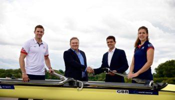 Pulsant and British Rowing partnership