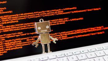 Chatbot / Social Bot mit Quellcode im Hintergrund