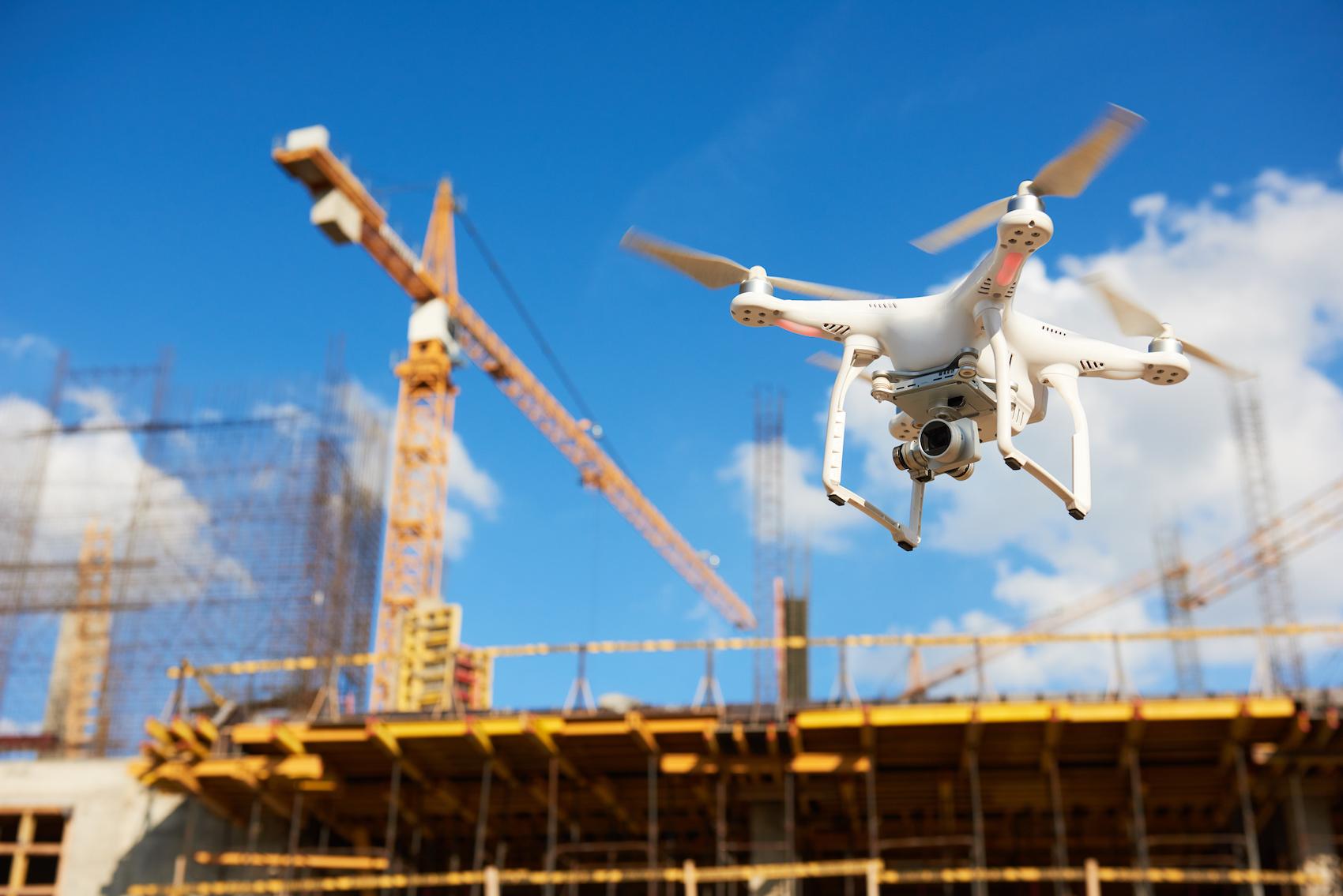 Vodafone Trial World's First Drone Traffic Control TechNative