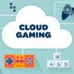 Cloud Gaming art
