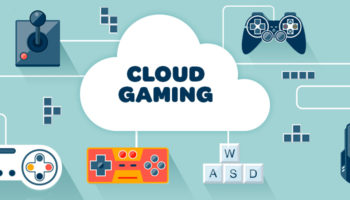 Cloud Gaming art