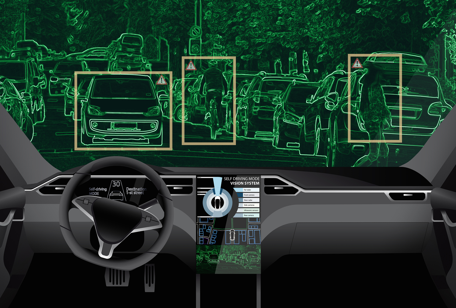 Putting Infrastructure Management in the Driver's Seat TechNative