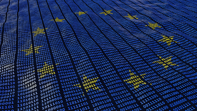 EU Data Protection GDPR bits and bytes