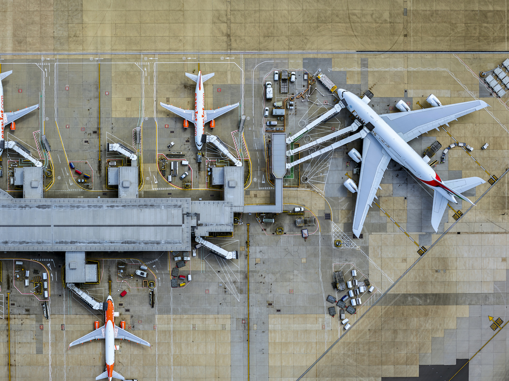 Gatwick Airport embraces IoT and Machine Learning TechNative