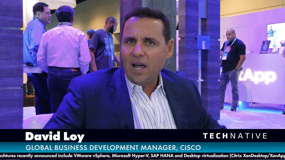 NetApp & Cisco: a compelling partnership - David Loy TechNative