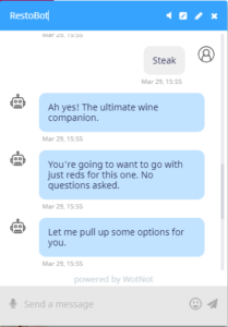 Chatbots in Restaurants - Redefining customer experience TechNative