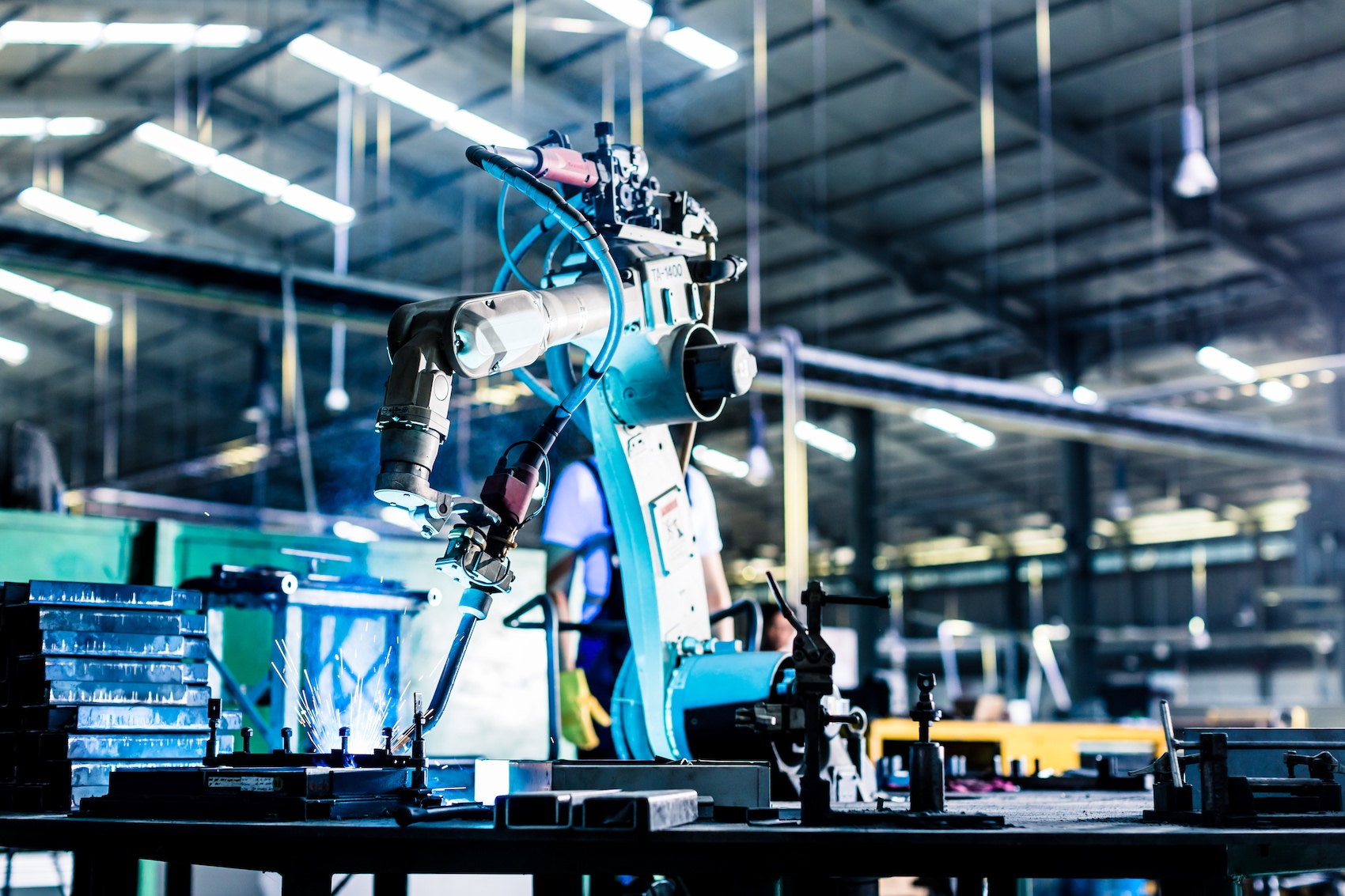 Combining ERP and the Internet of Things to Enable the Connected Factory TechNative