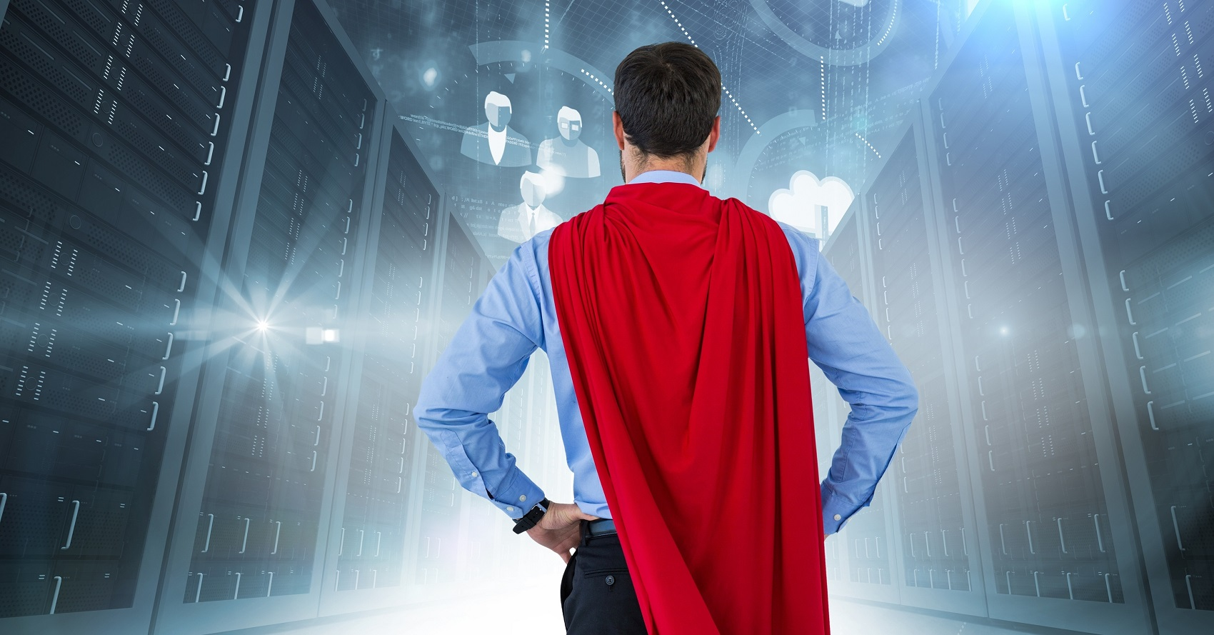 The IT hero's journey – Embracing Cloud Change, Challenges, and Discovery TechNative