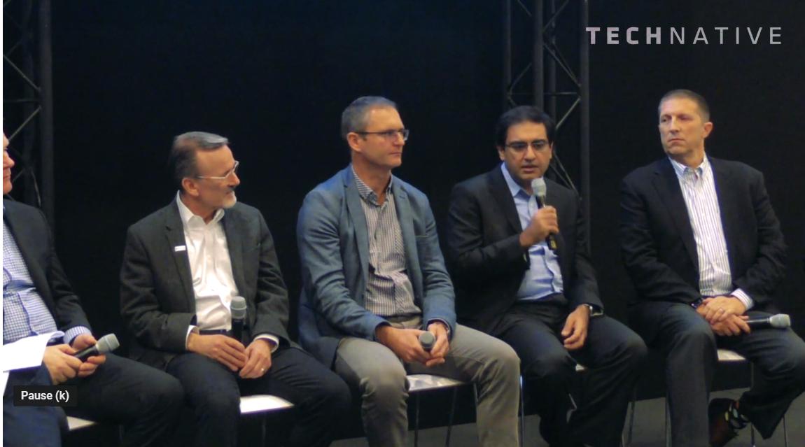 IoT: The Key to Achieving ROI - Saadat Malik TechNative