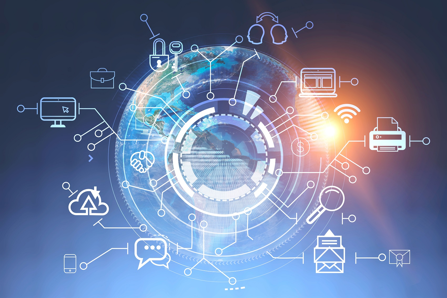 Technology Management Image: IoT 2020: Trends And Challenges