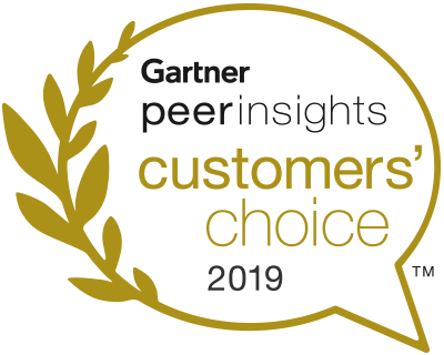HPE Named a March 2019 Gartner Peer Insights Customers' Choice for Hyperconverged Infrastructure TechNative