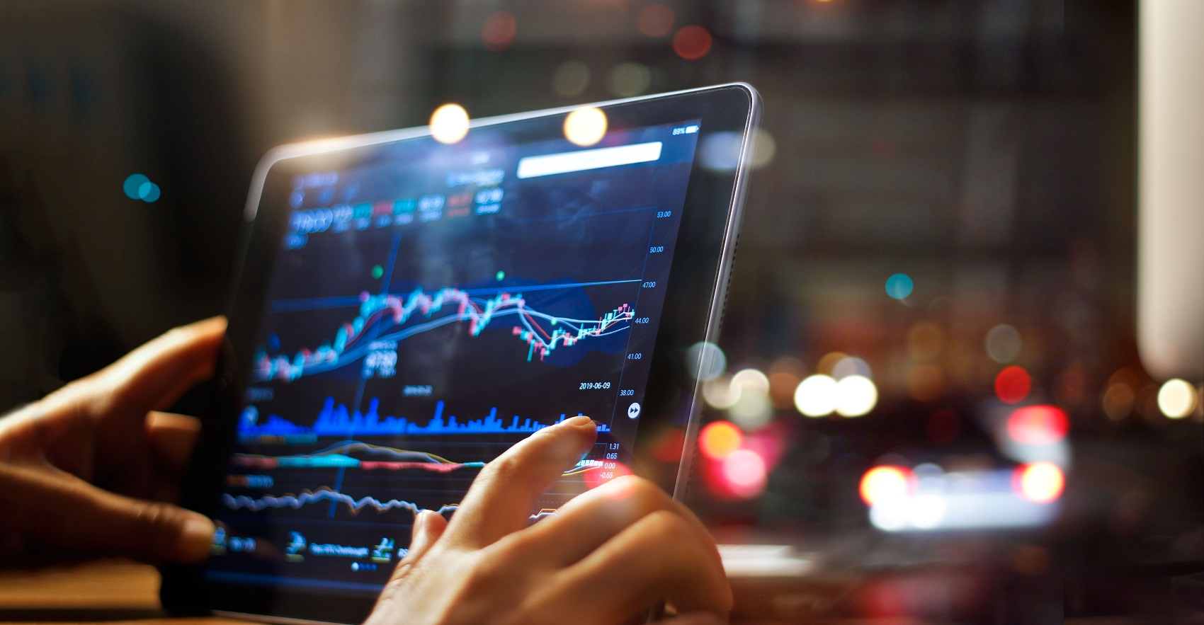 Preparing for Disruption in Financial services: Harnessing the Power of Technology TechNative