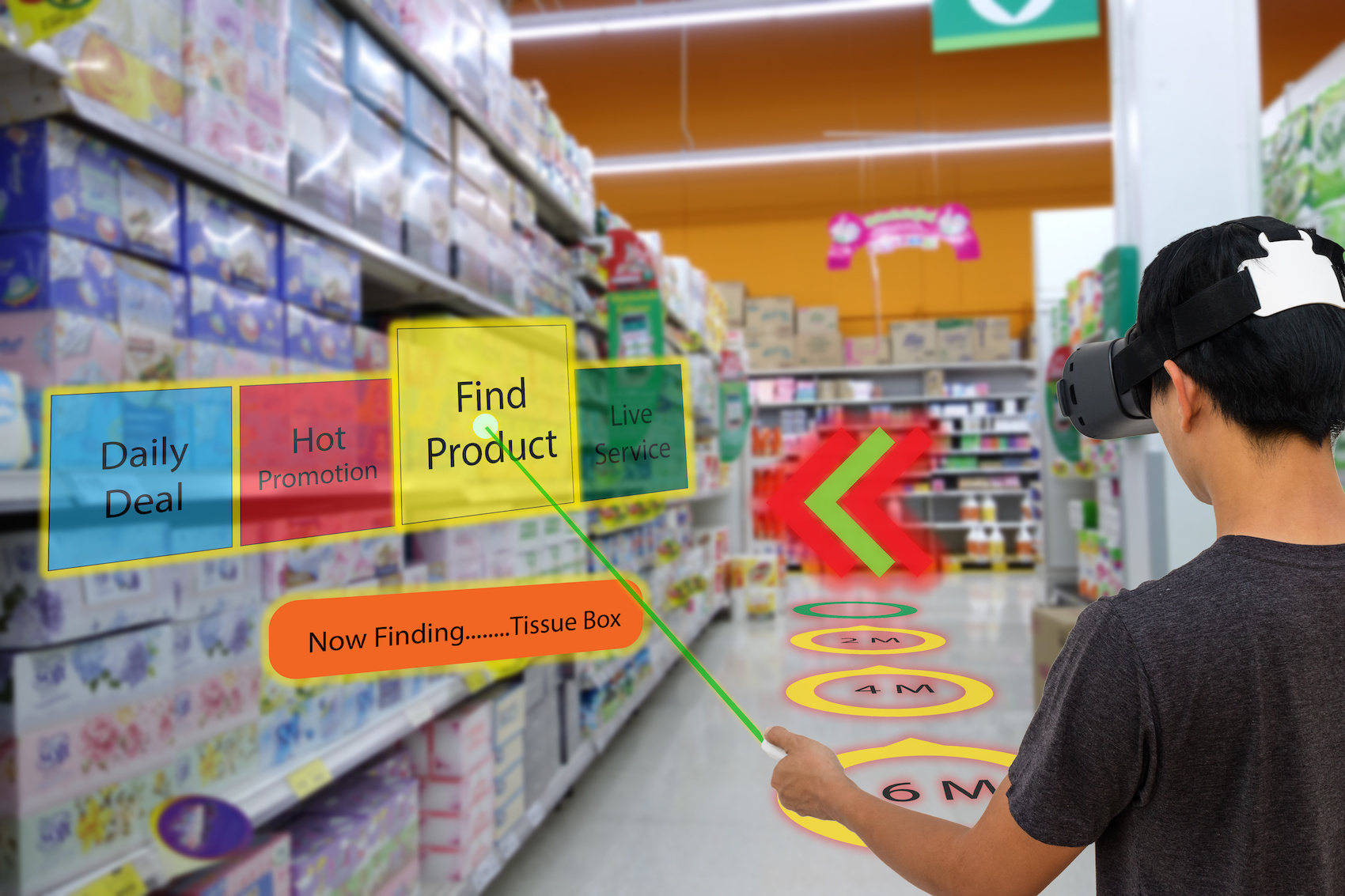 Want to attract Millennial shoppers? Try Augmented Reality. TechNative