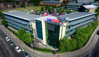 UKFast Campus from Parkway