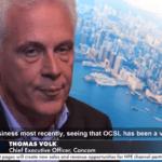 CANCOM CEO Thomas Volk