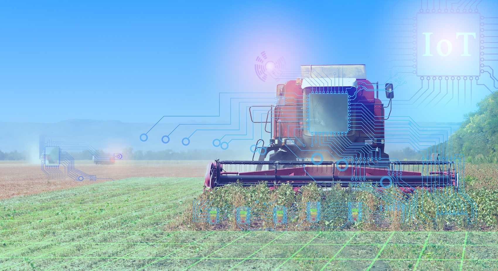 A green future? How Ag-Tech can help the agriculture industry embrace sustainability